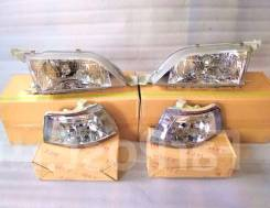 Фары + Габариты Toyota Vista SV40,41 (94-98г) Хрусталь Евросвет!