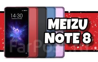 Meizu Note 8. Новый, 32 Гб, 3G, 4G LTE, Dual-SIM