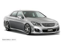 Губа. Toyota Crown, GRS200, GRS201, GRS202, GRS203, GRS204, GWS204