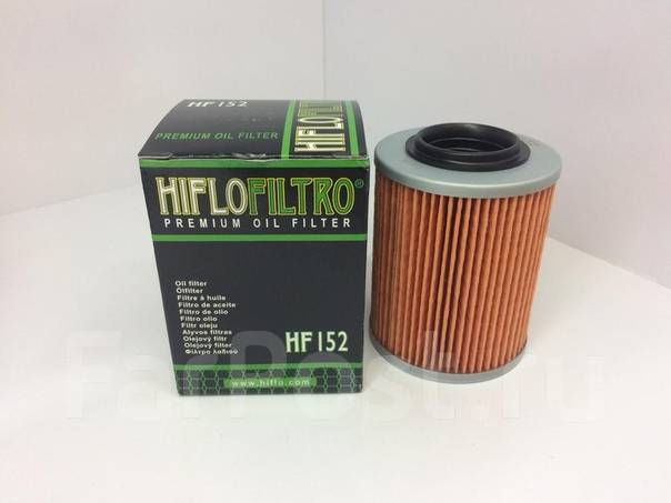 Oil Filter For 2012 KYMCO Xciting 500Ri Scooter~Hiflofiltro HF147