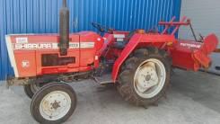Shibaura. Трактор SD2203 с фрезой, 22 л.с., В рассрочку