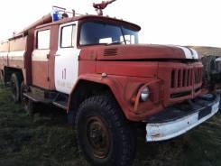 ЗИЛ 131. Продам пожарную машину., 40 200куб. см., 6 250кг., 6x6