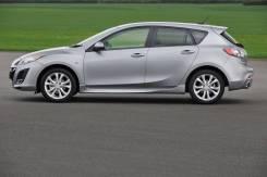 Дверь задняя правая Mazda 3 хэтч. (BL)