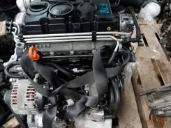Двигатель BLS Skoda Octavia 2.0D