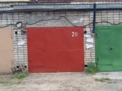 Гаражи капитальные. улица Юбилейная 16а, р-н хладокомбинат, электричество, подвал.