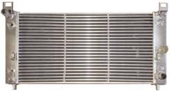 Радиатор охлаждения двигателя. Cadillac Escalade, GMT900, GMT926, GMT936, GMT946 Chevrolet Tahoe, GMT, 800, 900 Hummer H2 L92, L94, L9H, LFA, LM7, LZ1...