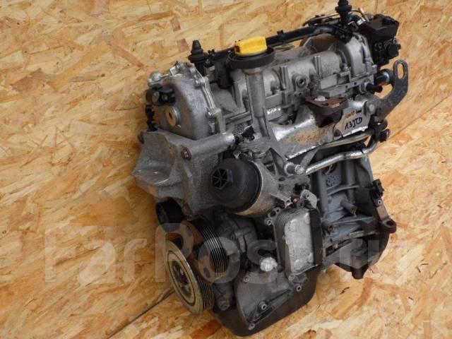 Двигатель 198A5000 Fiat Punto 2.0 дизельный