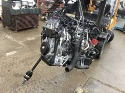 Двигатель Mitsubishi Eclipse Cross 2019 год 4N14 Turbo Diesel 4WD