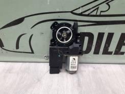Мотор стеклоподъемника nissan primera p12, левый передний