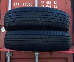 Dunlop Grandtrek AT20. летние, 2014 год, б/у, износ 20%