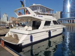 Аренда моторной яхты, катера. 15 человек, 45км/ч