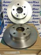 Диск тормозной вентилируемый G-brake GR-02081 2 шт