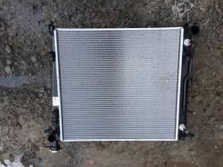 Радиатор охлаждения Kia Sorento
