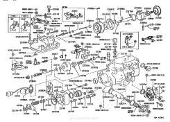 Клапан Toyota 22104-54060 v 22104-54060