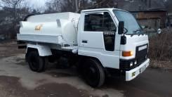 Daihatsu Delta. Продаётся бензовоз, топливозаправщик., 3 000куб. см., 2 000кг., 4x2
