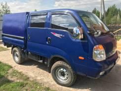 Kia Bongo III. Продается грузовик двухкабинник , 2 900куб. см., 1 000кг., 4x4