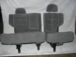Сиденья задние (Комплект) Mitsubishi Pajero V75W 2000 г