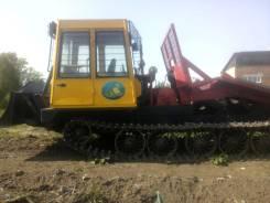 Алтайтрансмаш-сервис. Трелёвочный трактор