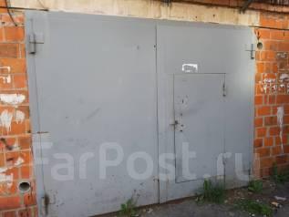 Гаражи капитальные. улица Сафонова 33, р-н Борисенко, электричество, подвал. Вид снаружи