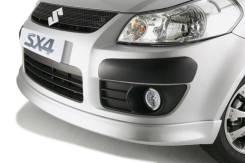 Губа. Suzuki SX4