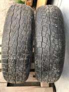 Bridgestone Dueler H/T 687. Летние, 2014 год, 50%, 2 шт