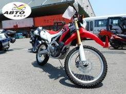 Honda CRF 250L. 250куб. см., исправен, птс, без пробега