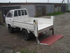 Toyota Lite Ace. Продаю грузовик 4WD Аппарель Дизель, 2 000куб. см., 1 000кг., 4x4