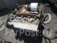 Двигатель Toyota 1C в разбор
