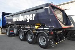 Meusburger Новтрак SK-345. Полуприцеп-самосвал -22 м3, 2019, BPW, новый, 33 000кг.