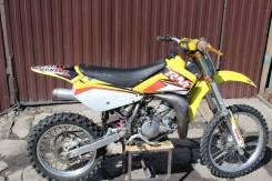 Suzuki RM 85. 85куб. см., исправен