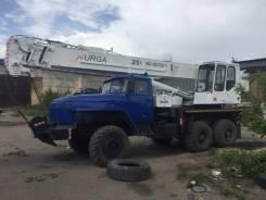 Юрмаш Юргинец КС-55722-1. Продам автокран 25т, 169куб. см., 21,00м.