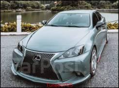"""Передний бампер на Lexus IS250 2010-2014 """"F Sport"""""""