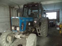 МТЗ 82.1. Продам трактор 2011 год, 78 л.с.