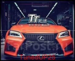 Бампер передний рестайлинг GSF Design Lexus GS (L10) 2012-2015