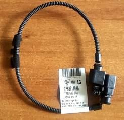 7P6971104 Провод заднего бампера на 1 датчик партроника Touareg 2011