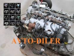 Двигатель SsangYong Rodius 2.7CDI 665.926 04-07