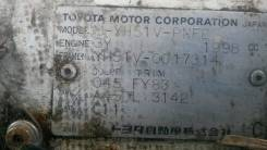 Шкив помпы. Toyota: Town Ace Truck, Lite Ace, Crown, Town Ace, Dyna, Model-F, Van, 4Runner, Hilux, Chaser, ToyoAce, Hiace, Mark II, Master Ace Surf, C...
