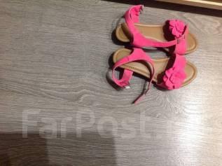 5b63a7bf1 Продам детские кожаные Босоножки Тотто - Детская обувь в Уссурийске