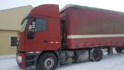Iveco Eurostar. Продаётся сидельный тягач Ивека Евростар с полуприцеплм, 10 300куб. см., 44 000кг., 4x2