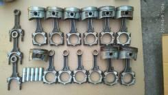 Поршень. Nissan Skyline, ECR33, ENR33, ENR34, ER33, ER34 Двигатели: RB25DE, RB25DET