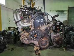Двигатель в сборе. Mitsubishi: Lancer Cedia, Lancer, Mirage, Dingo, Space Star Двигатели: 4G15, 4G18
