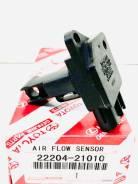 Датчик расхода воздуха Toyota 22204-21010 Гарантия Опт 2220421010