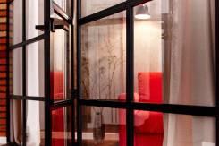 Перегородки в стиле Лофт, офисные и т. п Проектирование и изготовление