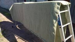 Брезентовая штора 3*2,5 м 480 гр/м 3-х слойная СКПВ + ОП