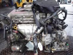Двигатель Nissan SR20-DE с акпп и навесным
