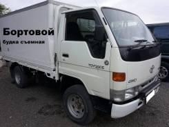 Toyota ToyoAce. Продам бортовой грузовик, 2 800куб. см., 1 500кг., 4x4