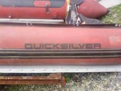 Quicksilver. длина 4,20м., двигатель без двигателя