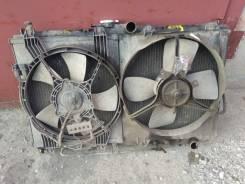 Радиатор охлаждения двигателя. Mitsubishi Sigma, F07W, F11A, F12A, F13A, F15A, F16A, F17A, F25A, F27A, F13AK Mitsubishi Diamante, F07W, F11A, F12A, F1...