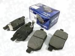 Задние тормозные колодки Advics SN148P Prius ZVW30 Япония SN148P
