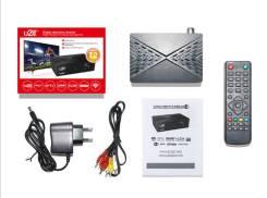 Цифровой эфирный ресивер тюнер приёмник приставка DVB-T2 DVB-C Youtube
